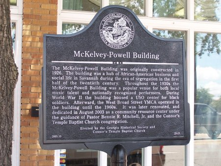 The McKelvey-Powell Building