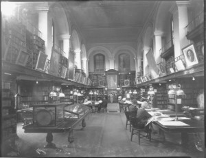 GHS Reading Room, 1930