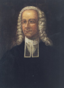 Portrait of George Whitefield. From the Georgia Historical Society Objects Collection, A-1361-334.