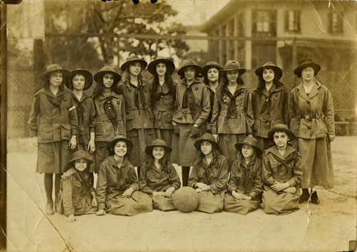 Early Girl Scouting – Georgia Historical Society