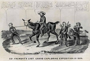 A brief history of the election of 1864 in the midst of the civil war in the united states