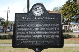 fremont-birthplace