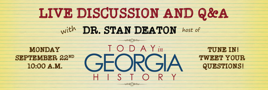 Live Discussion and Q+A with Stan Deaton