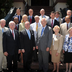 GHS President and members of the GHS Board of Curators