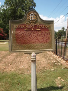 Georgia Experiment Station