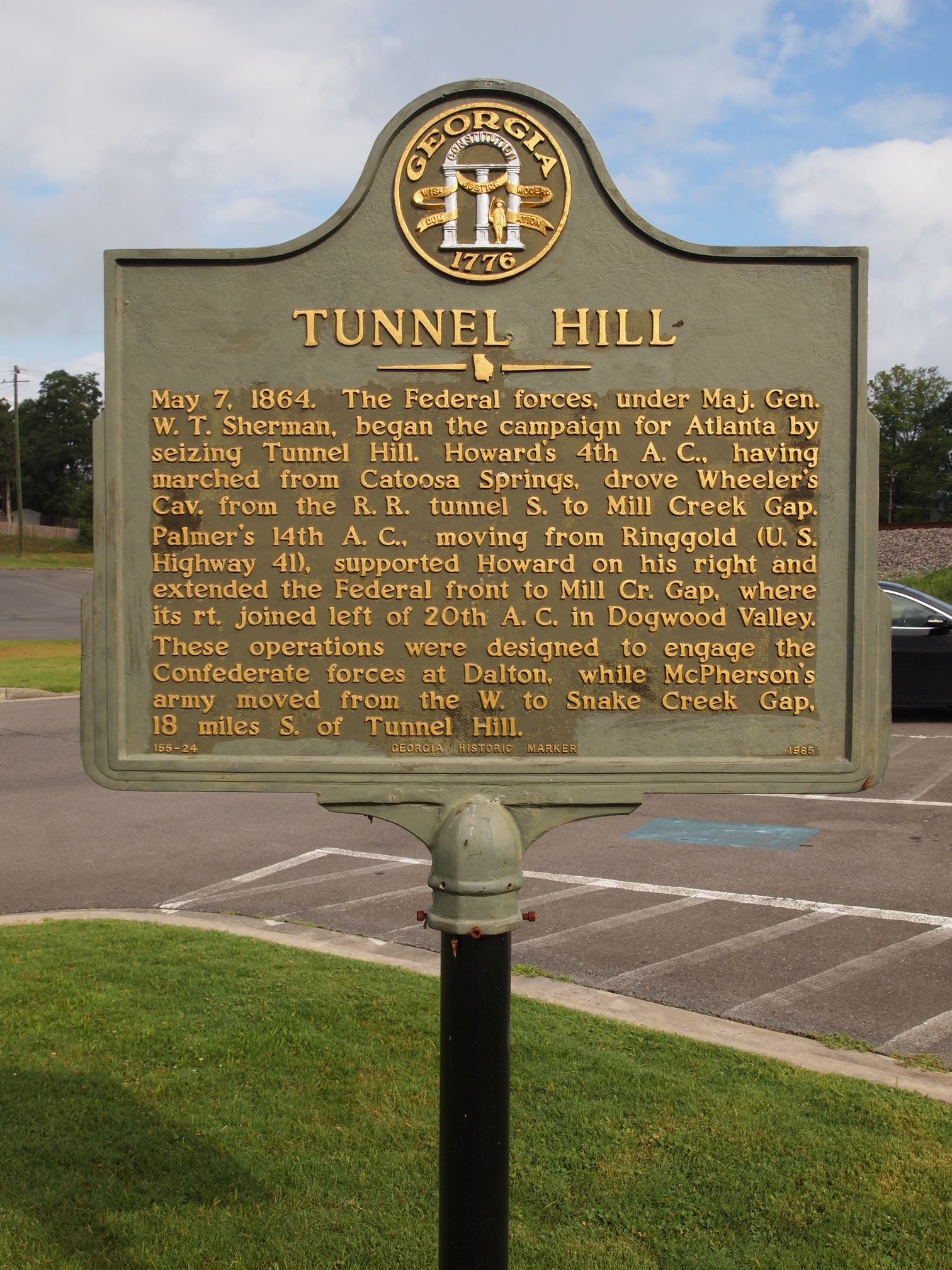 Tunnel Hill Georgia Historical Society