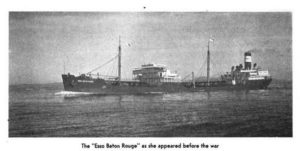 Esso Baton Rouge- Ships of the Esso Fleet in WWII