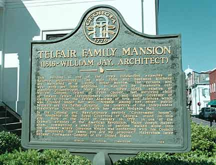 Telfair Family Mansion