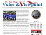 San Diego Voice Highlights Latest Georgia Historical Marker