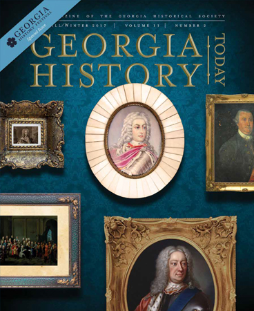 Georgia History Today Volume 11 No. 2