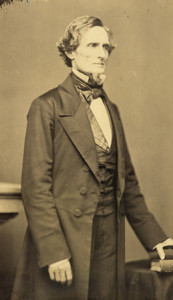 Jefferson Davis. Library of Congress Prints & Photographs Division, LC-DIG-ppmsca-23852.