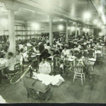 Negro Sewing Room