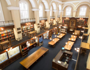 Hodgson Hall Reading Room