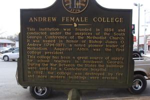 Andrew Female College