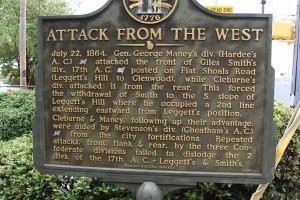 Attack from the West