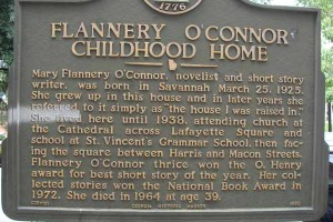 Flannery O'Connor Childhood Home