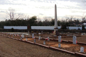 Confederate Dead and Hospitals (Randolph County)