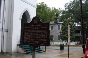 Saint Phillips Monumental A.M.E. Church