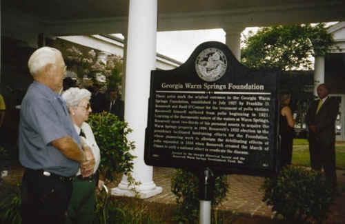 Georgia Warm Springs Foundation