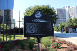 Georgia Power Historical Marker Dedication