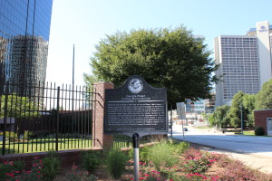 Georgia Power Historical Marker