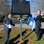 United Distributors Historical Marker Dedication