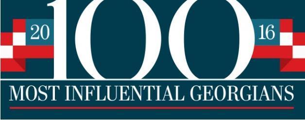100 Most Influential Georgians