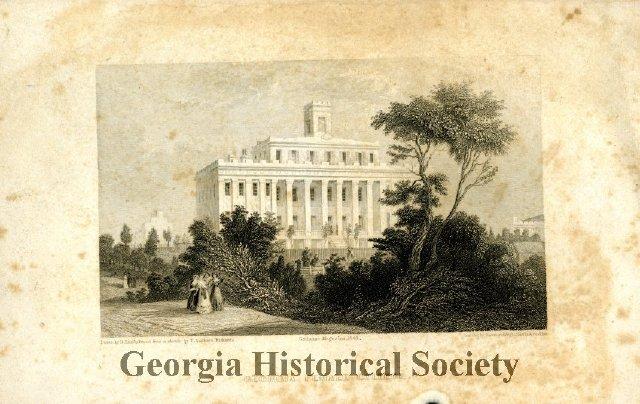Macon (Ga) Georgia Female College, later Wesleyan Female College