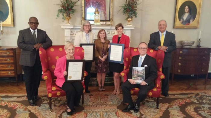 First Lady Sandra Deal receives Presidential Citation