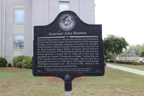 governor-john-houston