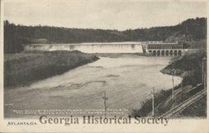 Morgan Falls Electric Plant