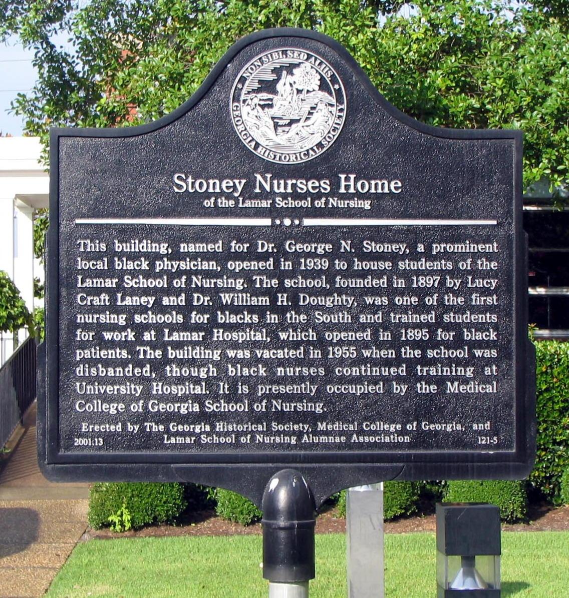 Stoney Nurses Home of the Lamar School of Nursing ...