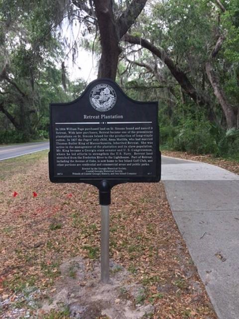 Retreat Plantation - Georgia Historical Society