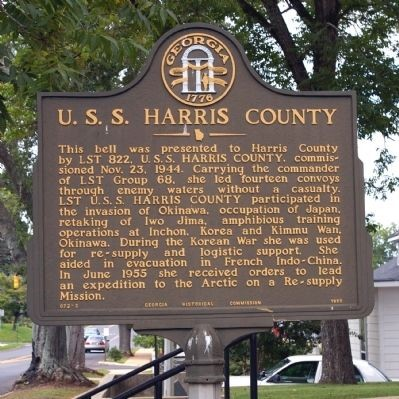 Harris County Georgia Historical Society