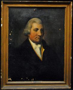 Portrait of John Houstoun