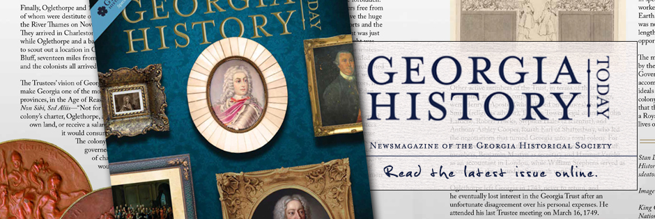 Georgia History Today