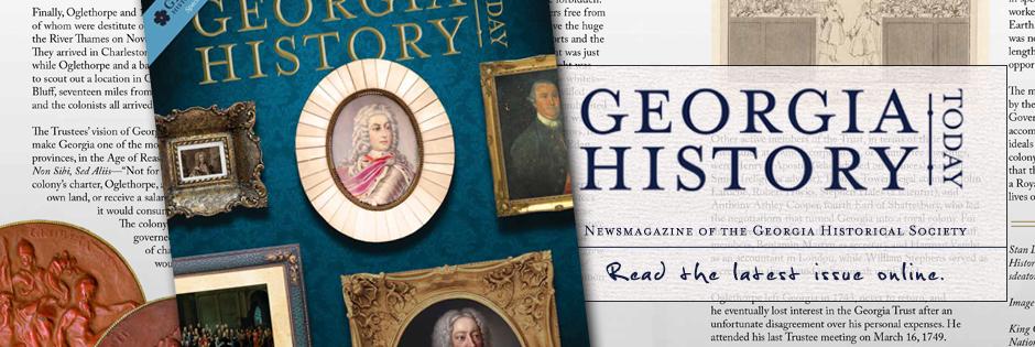 Georgia History Today