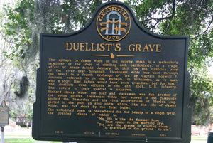 Duellist's Grave