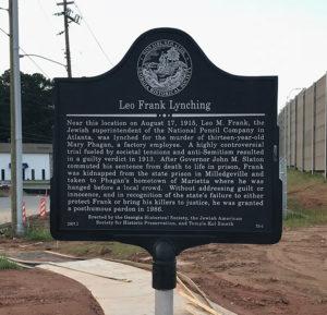 Leo Frank Lynching