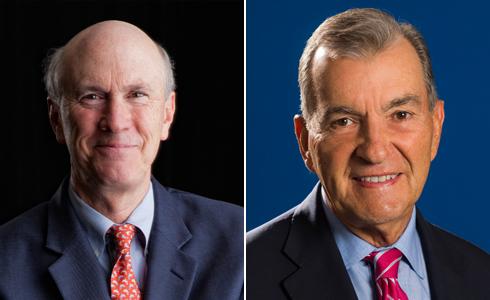 2019 Georgia Trustees Frank Blake and John Schuerholz