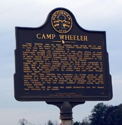 Camp Wheeler