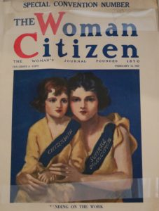 The Woman Citizen