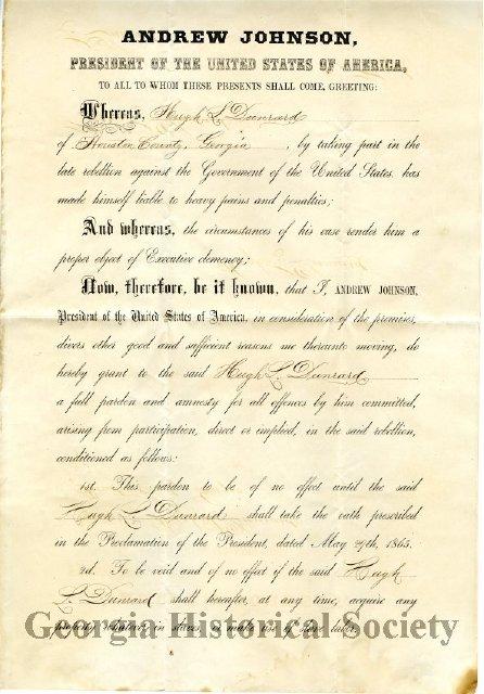Presidential Pardon