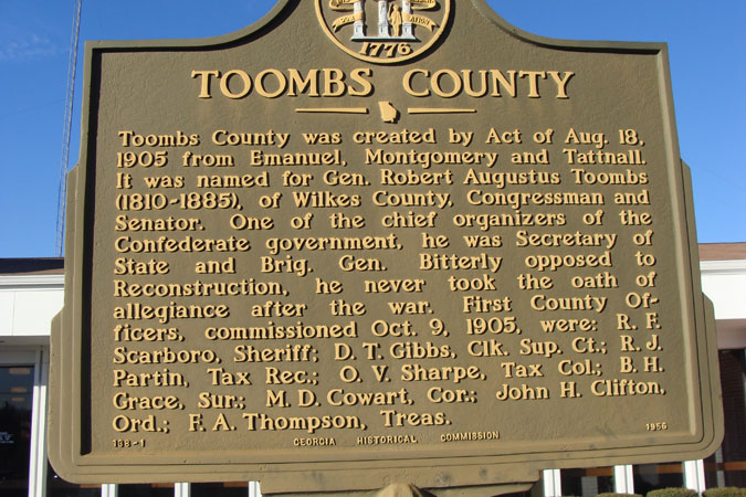 Toombs County