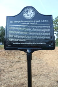 Attempted Assassination of Isaiah H. Lofton