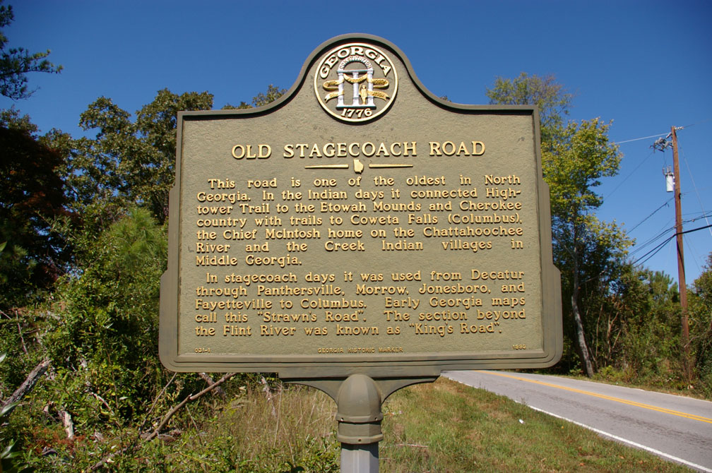 Old Stagecoach Road