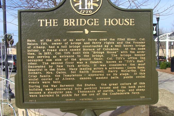The Bridge House