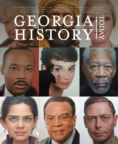 Georgia History Today Volume 13 No. 1