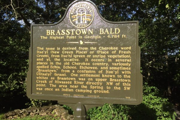 Refurbished Brasstown Bald